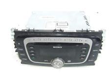 FORD MONDEO MK4 S-MAX FOCUS II RADIO CAR AUDIO AUTORADIO 7M5T-18C939-EB