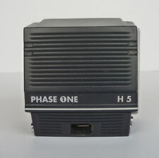 PHASE ONE H5 medium format DIGITAL CAMERA BACK for HASSELBLAD V SERIES 500c/m