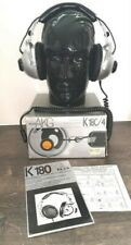 Vintage AKG K180 K180/4 Dynamischer Kopfhörer Design Headphones Space