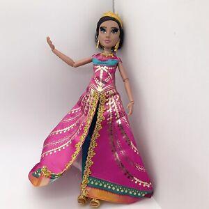 Disney Aladdin Glamorous Jasmine Deluxe Fashion Doll  Hasbro Complete