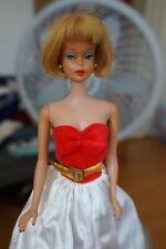 Blonde American Girl Barbie Vintage