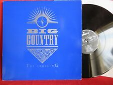 BIG COUNTRY - The Crossing / EX