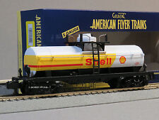 LIONEL AMERICAN FLYER SHELL SINGLE DOME S GAUGE TANK CAR rail train 6-47959 NEW