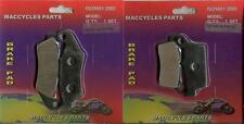 Honda Disc Brake Pads CR250R 1995-2001 Front & Rear (2 sets)