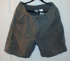 Columbia, Titanium, shorts, gray, waist 38.