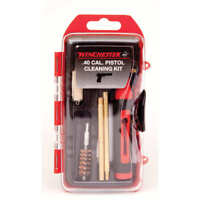 Winchester .40 Caliber 14 Piece Pistol Gunsmith Cleaning Kit - WIN40P