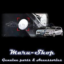 Chrome Fuel Gas Filler Door Cap Cover Trim for 09~15 Chevrolet Spark/Spark GT