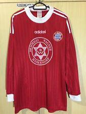 BAYERN MUNICH GERMANY ADIDAS 1994 FOOTBALL SOCCER JERSEY SHIRT L VINTAGE TRIKOT