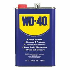WD-40 490118 Lubricant, Can, 1 Gal. Container Size, 25 VOC