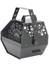QTFX-B2 Portable Bubble Machine Effect Disco Wedding Black High Power