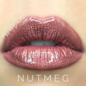 NUTMEG LipSense New FULL SIZE Authentic Long-Lasting Liquid Lipstick SeneGence