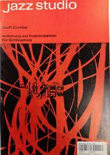 Jazz Studio Anleitung zur Improvisation für Schlagzeug Nr. 3773