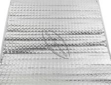 4qm Dämmmatte ALUBUTYL Anti-Dröhn Matte 2018 Modell Kofferraum Surga *NEU*
