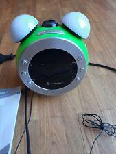 RadioweckerSoundmaster UR140GR UKW Uhrenradio, Projektion, dimmbares Licht