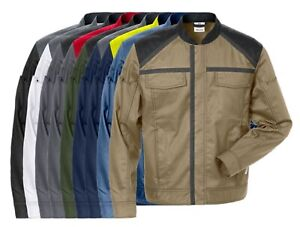 Fristads Workwear 129481 Fusion JACKE 4555 STFP Gr.XS-3XL Kansas Neuheit