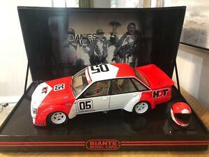 RARE - Limited Edition 1984 Bathurst Winner Brock / Perkins VK Commodore I:18