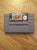 The Rocketeer Super Nintendo Snes Game BB1