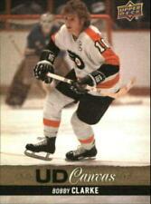 2013-14 UD UPPER DECK CANVAS BOBBY CLARKE #C248 FLYERS