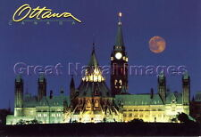 Ottawa Canada Parliament Building Unused  Post Card Near Mint Conditiobn