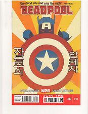 DEADPOOL #18, NM or better, 1st Print, Marvel Comics (Dec. 2013)