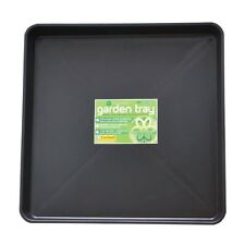 Garland Square Tray 60 x 60 x 7 cm Tough Moulded Tray 25 Litre Internal Capacity