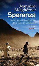 Speranza von Jeannine Meighörner (2013, Taschenbuch)