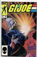 G.I.Joe #29 comic 1984 Marvel