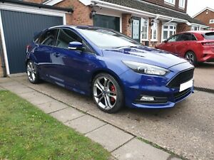 Ford Focus ST3 Petrol. 2015, Low 35k Miles, £1000's Optional Extras, Style Pack.