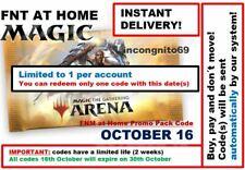 MAGIC MTGA MTG Arena Code FNM Home Promo Pack OCT OCTOBER 16 INSTANT EMAIL!