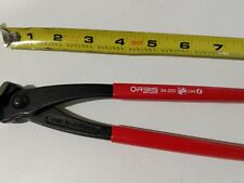 Orbis by Knipex Concreters Nipper Pliers 7.5 inch