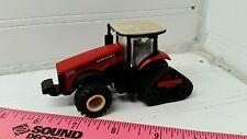 1/64 ERTL custom farm toy versatile 290 rear track tractor w/ front floater tire