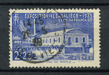 France 1939 SG#644 Int. Water Exhibition USed #18681