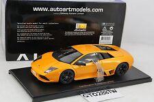 AUTOart 1:18 scale Lamborghini Murcielago LP640 (Arancio Atlas/Orange) 74622