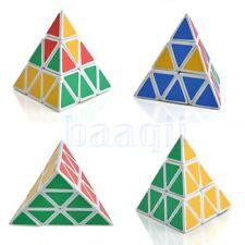 Triangle Pyramid Magic Speed Cube Pyraminx Twist Puzzle Intelligence Toy DA