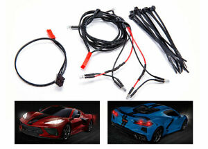 Traxxas 9380 LED light harness/ power harness/ zip ties