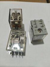 FRM3W-2A10 AC230V HF13F-240-2Z2 Intermediate Relay 10A 230VAC 8 Pins x 5pcs