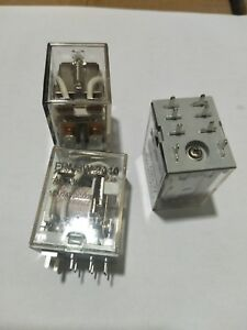 HF13F-012-2Z1 Intermediate Power Relay 10A 12VDC 8 Pins JQX-012-2Z1 Pack of 5