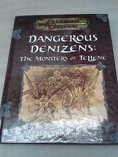 Dangerous Denziens: The Monsters of Tellene