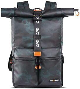 """K&F Concept Photography SLR/DSLR Camera Backpack Bag Waterproof for 15.6"""" Laptop"""
