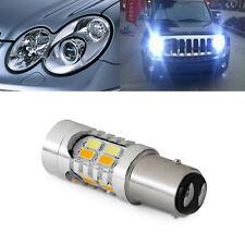 DC12V 1157 5630 20 LED Turn Signal Dual Color Driving Car Bulb Light New