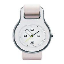 Alessi reloj de pulsera 'Buckle (al9000)' - Patricia Urquiola-blanco-nuevo
