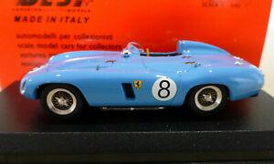 1/43 Model BEST 1956 Ferrari 750 Monza Parigi #8. Mint and boxed. 9126