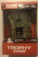 NEW Bushnell Trophy Cam  HD Infrared Game Camera 16 MP Camo