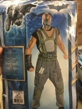 Costume da Batman Bane Costume IL CAVALIERE OSCURO BATMAN Cosplay. Taglia media