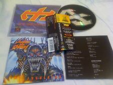 JUDAS PRIEST / jugulator / JAPAN LTD CD OBI