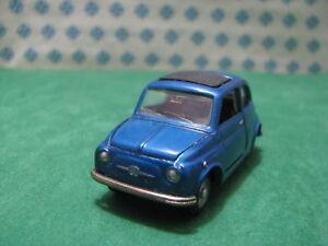 Vintage - Fiat 500 F - 1/43 Mebetoys A-36