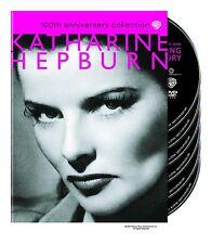 Katharine Hepburn 100th Anniversary DVD Collection