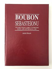 BOUBON SEBASTEIONU Ve Heykelleri Uzerine Son Arastrmalar by Jale Inan - SIGNED