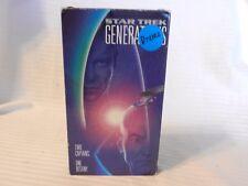 Star Trek: Generations (VHS, 1995) William Shatner, Patrick Stewart