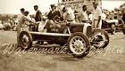 1940s+era+photo+Negative+RACE+CAR+Black+HAWK+Special+30+Mile+Championship+Racing